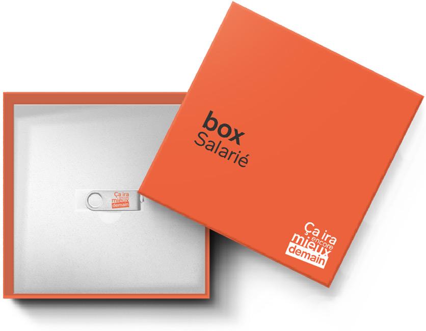 box Salarié retour au travail